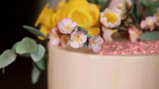 J. How to Make a Sugar Paste Cherry Blossom Promo Image