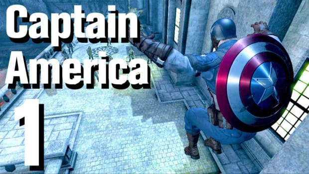 A. Captain America Super Soldier Walkthrough Part 1: Introduction Promo Image