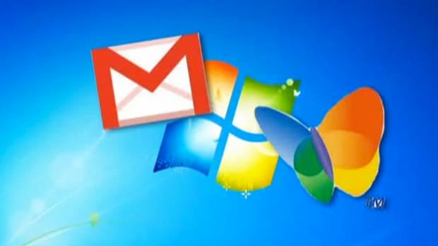 L. How to Redirect E-mail From Outlook to Gmail or Hotmail Promo Image