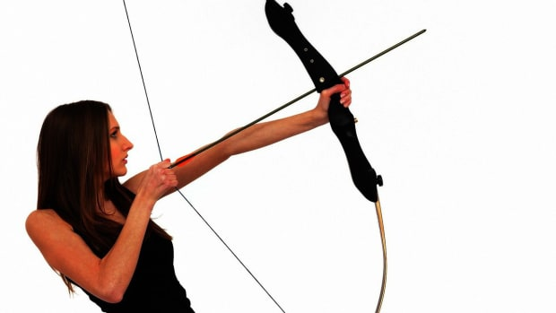 W. 4 Longbow Archery Shooting Tips Promo Image