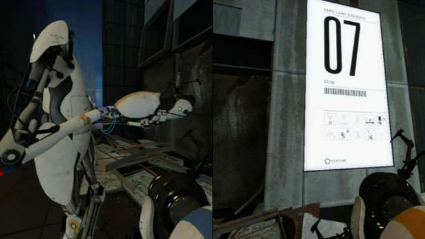 ZZZC. Portal 2 Co-op Walkthrough / Course 3 - Part 7 - Room 07/08 Promo Image