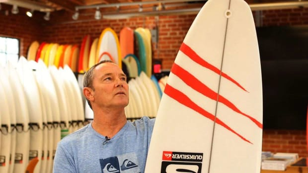 ZB. What Is a Squash Tail Surfboard? Promo Image