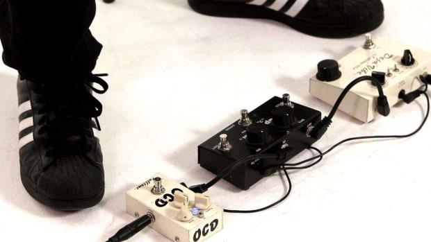 ZG. Tremolo Guitar Pedal vs. Vibrato Pedal vs. Univibe Pedal Promo Image