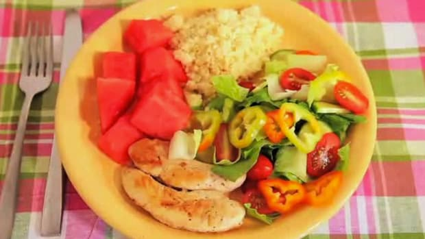 F. How to Follow the USDA MyPlate Dietary Guidelines Promo Image