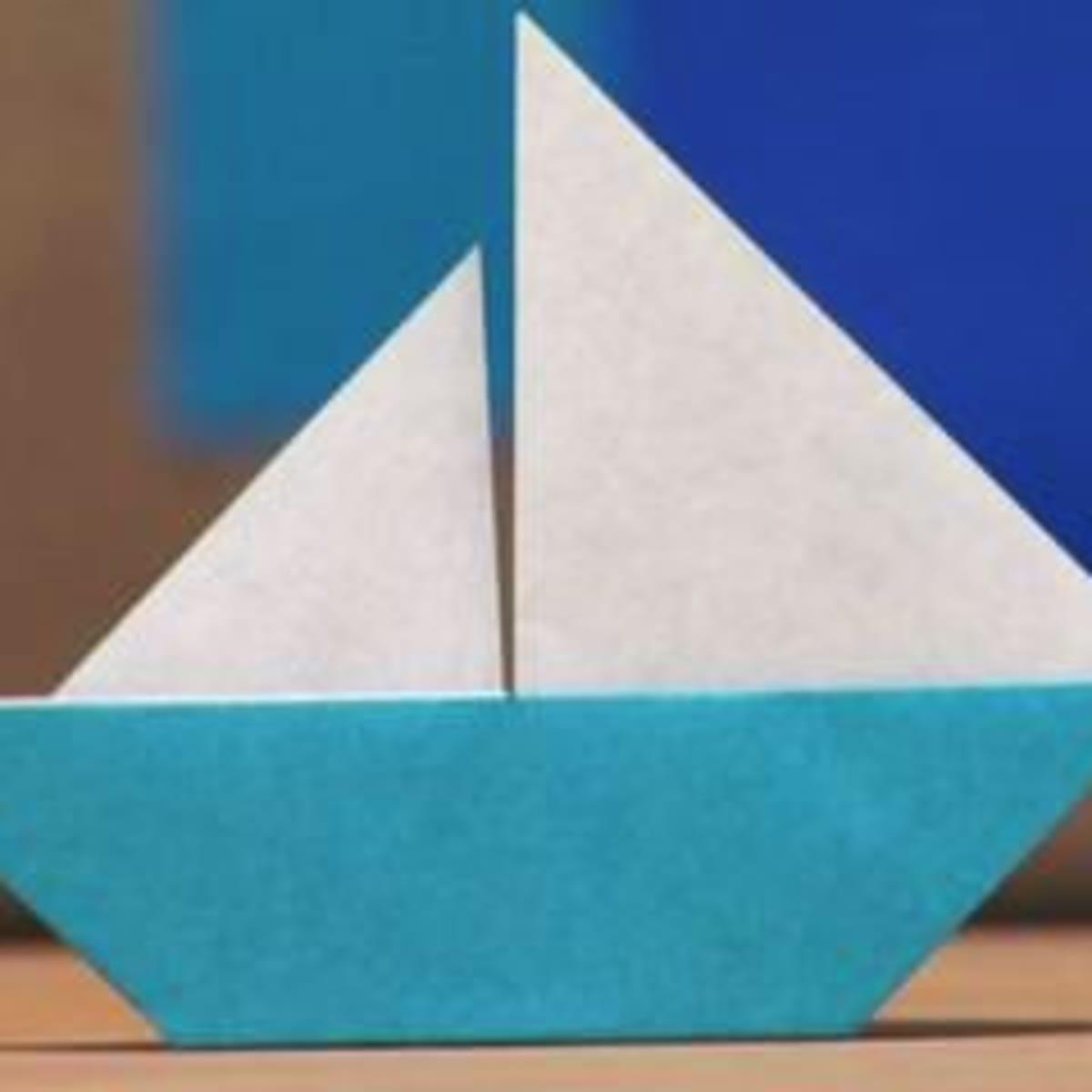 Paper Boats | Papel origami, Origami, Coisas legais para fazer | 1200x1200