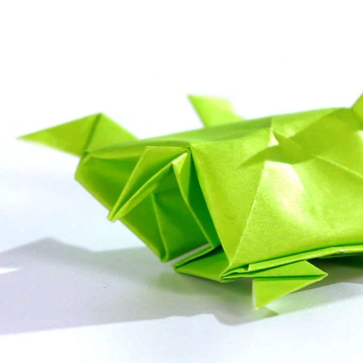 How to Make an Origami Turtle (with Pictures) - wikiHow | 1200x1200