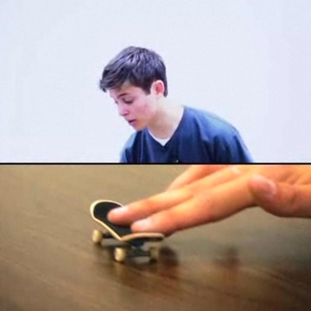 How To Do A Fingerboarding Kickflip With A Tech Deck Howcast