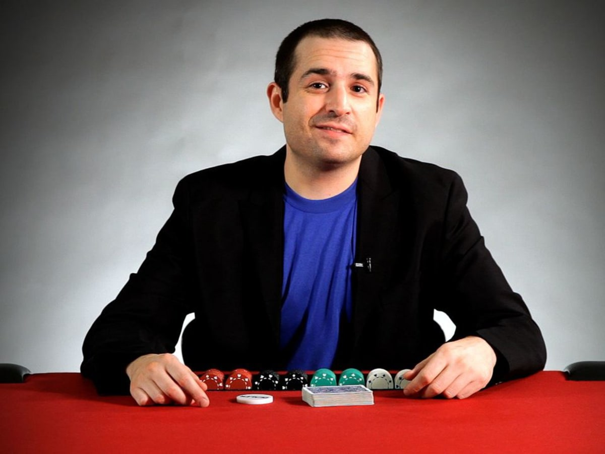 How To Play Poker With Nick Nicky Numbers Brancato Howcast