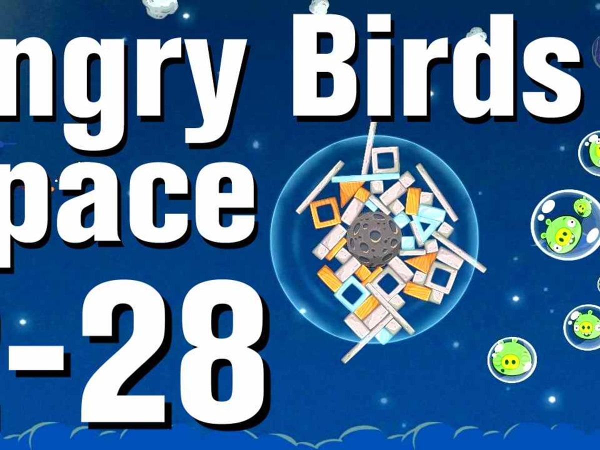 Angry Birds: Space Walkthrough Level 2-28 - Howcast