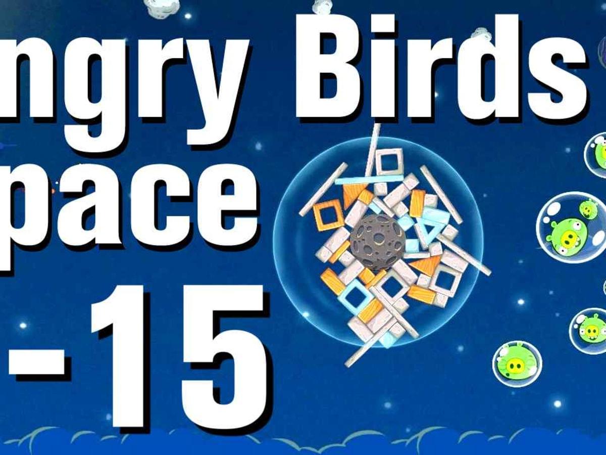 Angry Birds: Space Walkthrough Level 1-15 - Howcast