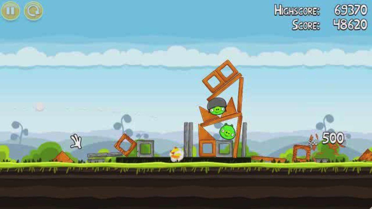 Angry Birds 2 Hack 2018 angry birds level 4-13 walkthrough - howcast