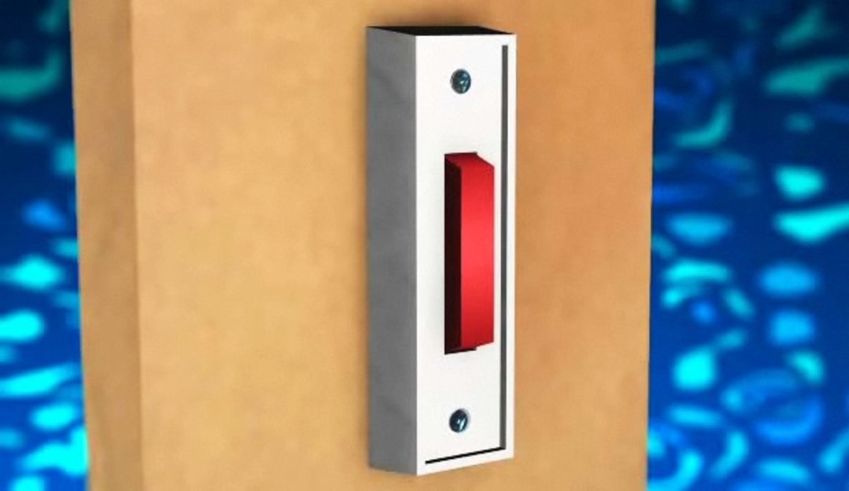 how to fix a doorbell howcast the best how to videos. Black Bedroom Furniture Sets. Home Design Ideas