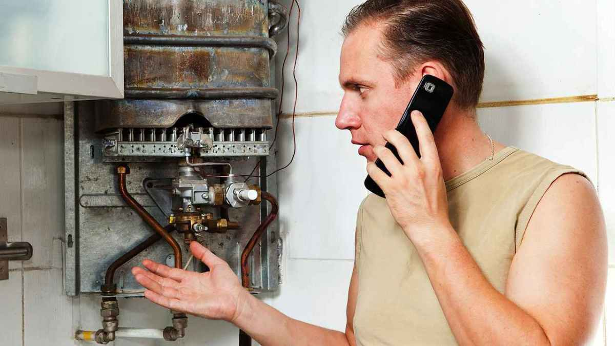 How To Clean A Gas Water Heater Tank Howcast