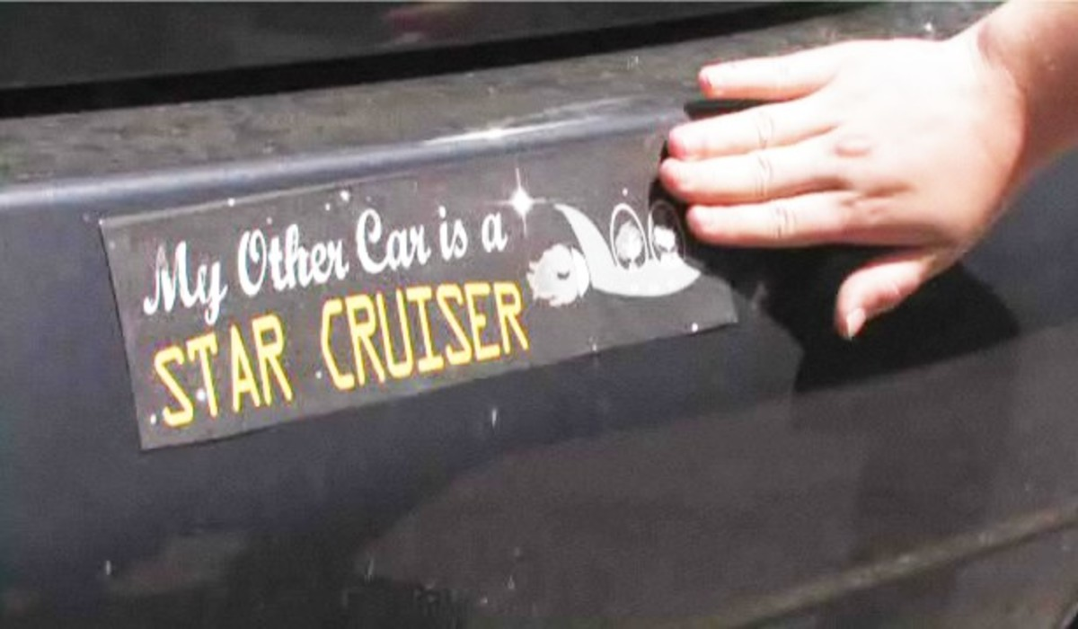 How To Make Bumper Stickers Howcast The Best How To Videos