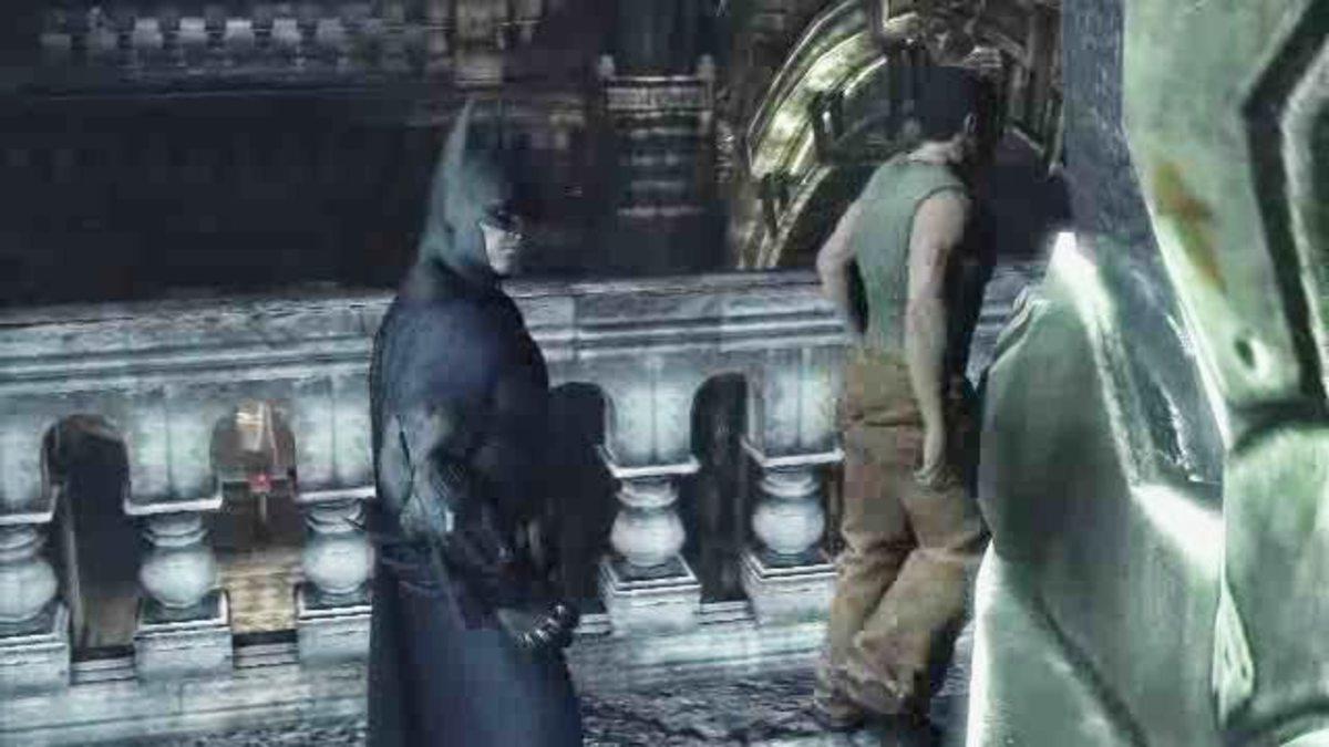 Batman Arkham City Walkthrough Part 24 - Museum Iceberg ...