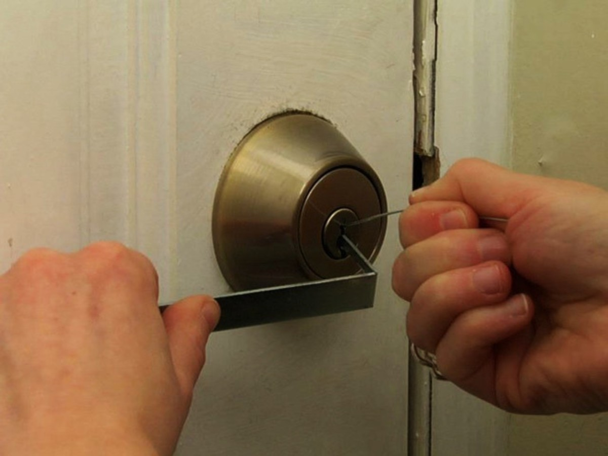 How to Pick a Lock - Howcast   The best how-to videos