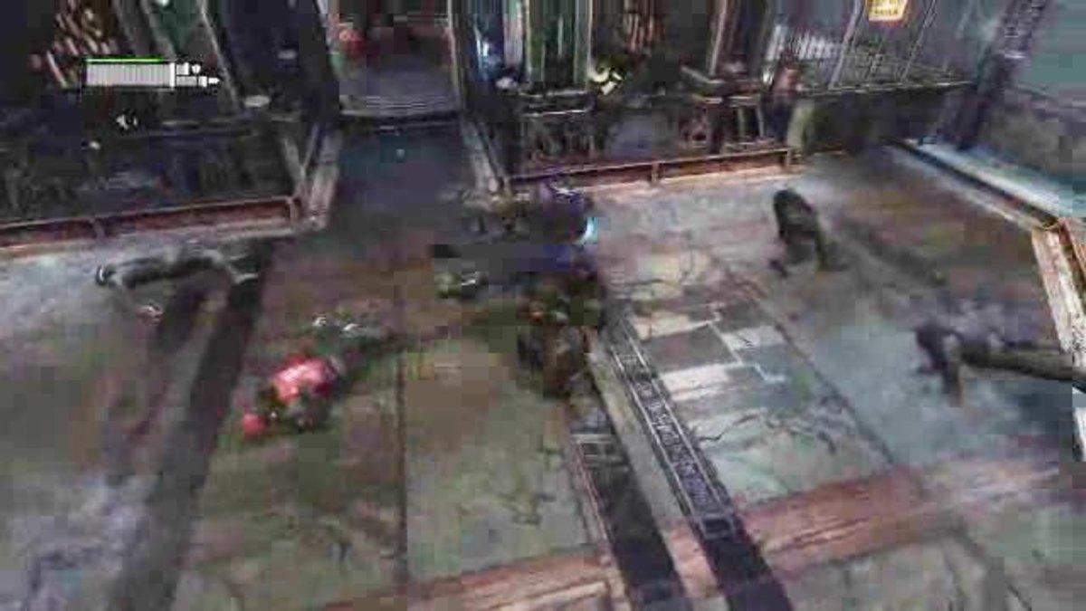 Batman Arkham City Walkthrough Part 49 - Climbing Wonder ...