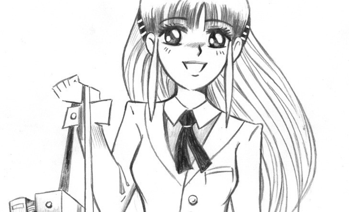 How to draw a manga schoolgirl howcast the best how to