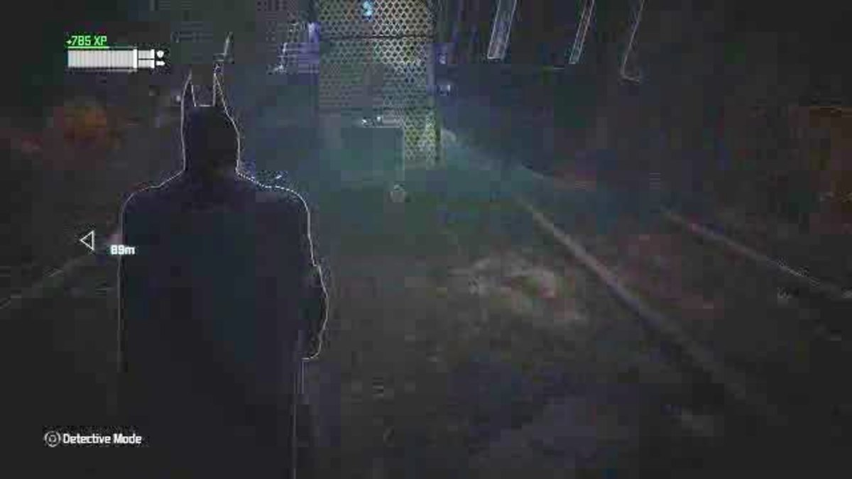 Batman Arkham City Walkthrough Part 28 - Locate Ra's al ...