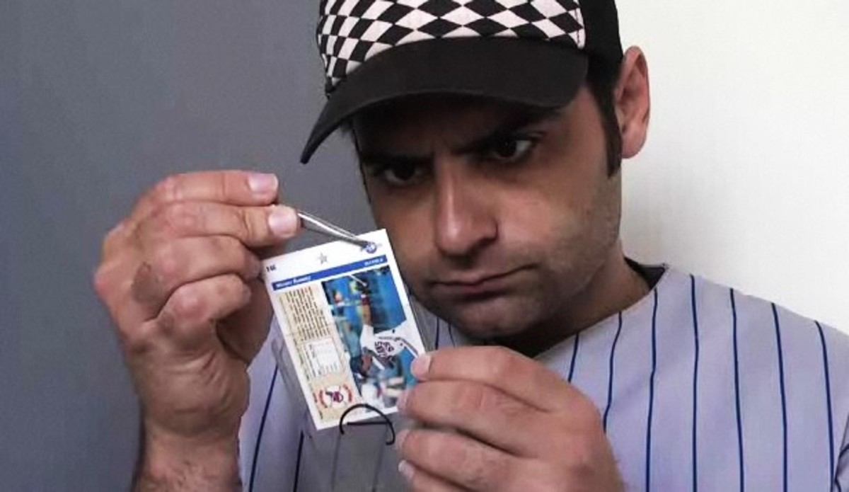 How To Collect Baseball Cards Howcast The Best How To Videos