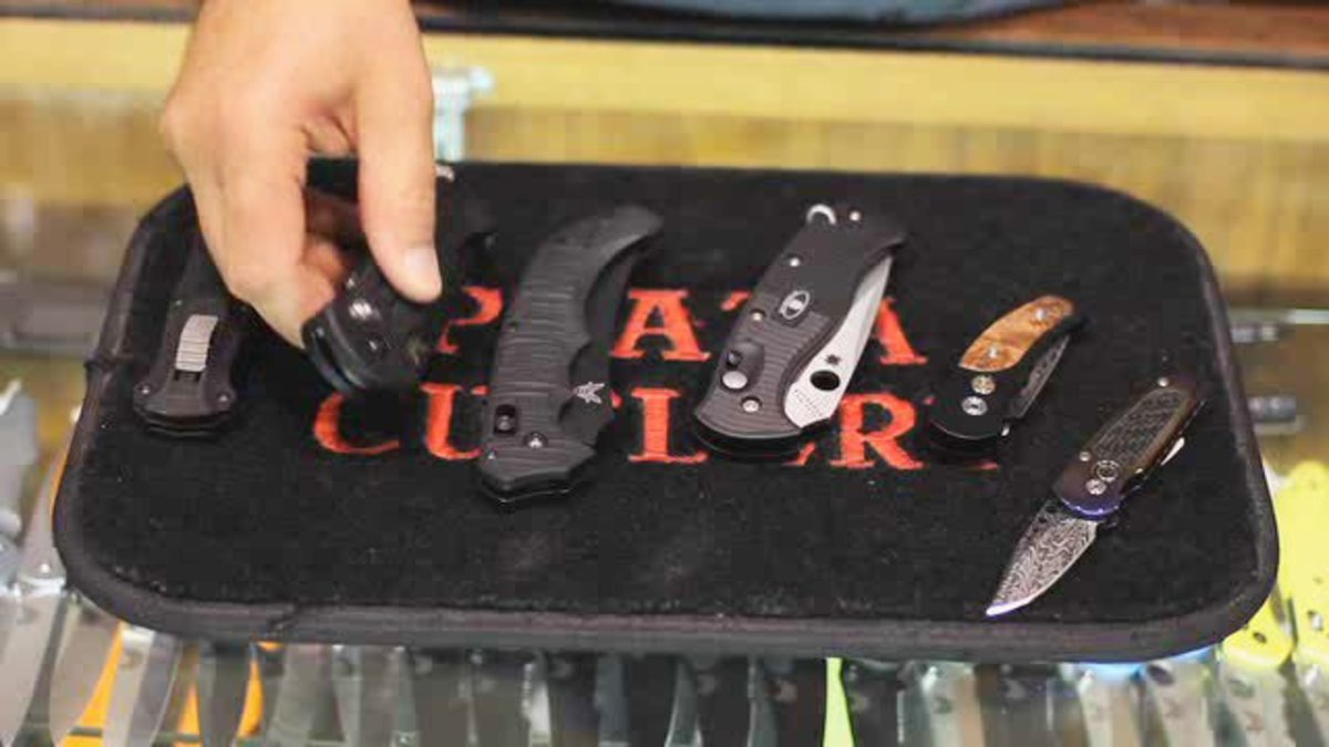 What Is a Switchblade? - Howcast | The best how-to videos