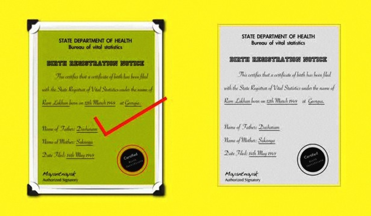 How To Get A New Birth Certificate Howcast The Best How To Videos