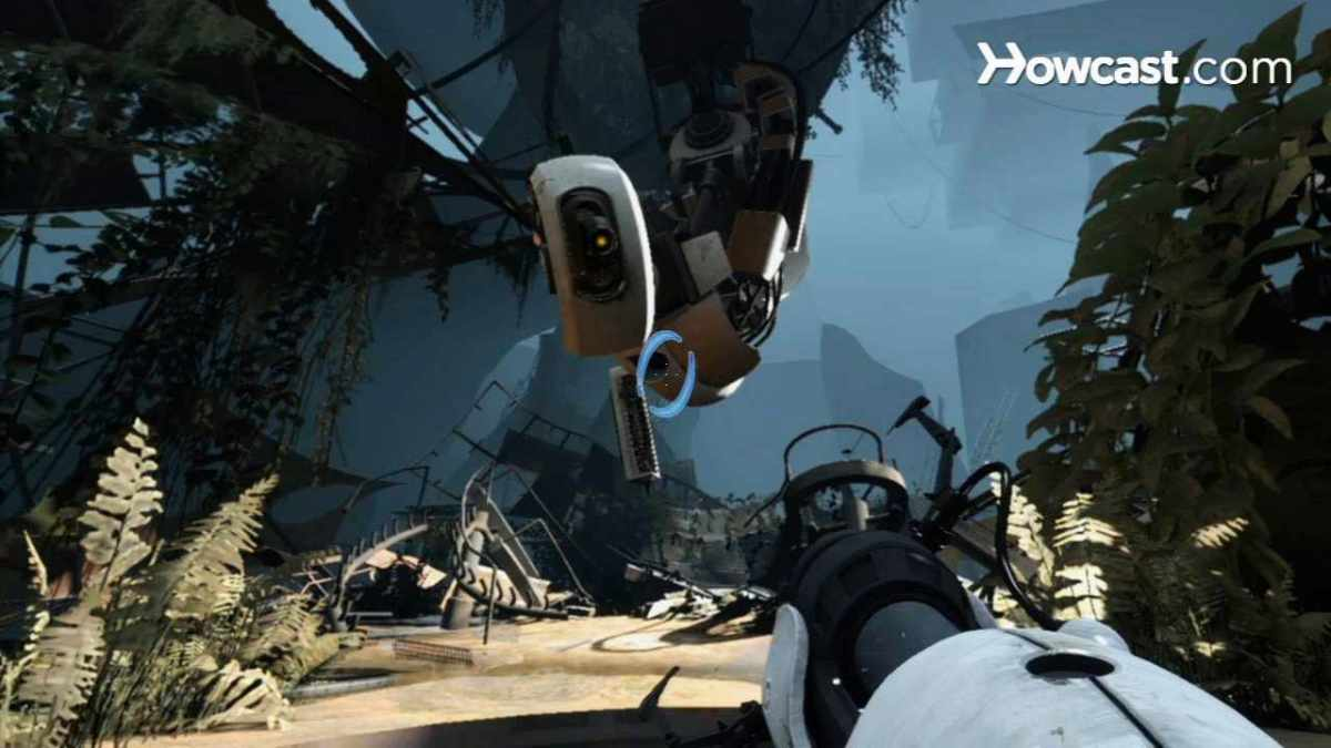 Portal 2 Walkthrough Chapter 8