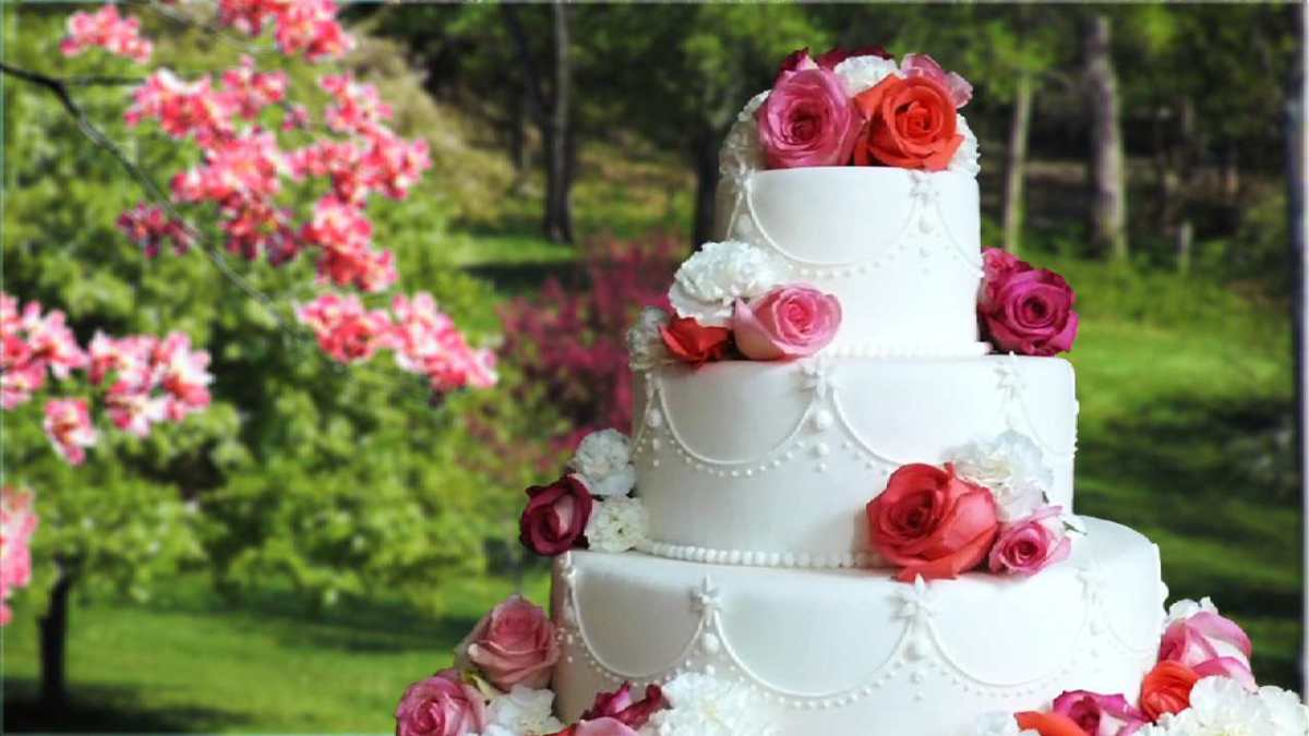 How To Make A Wedding Cake.How To Make A Wedding Cake Howcast The Best How To Videos